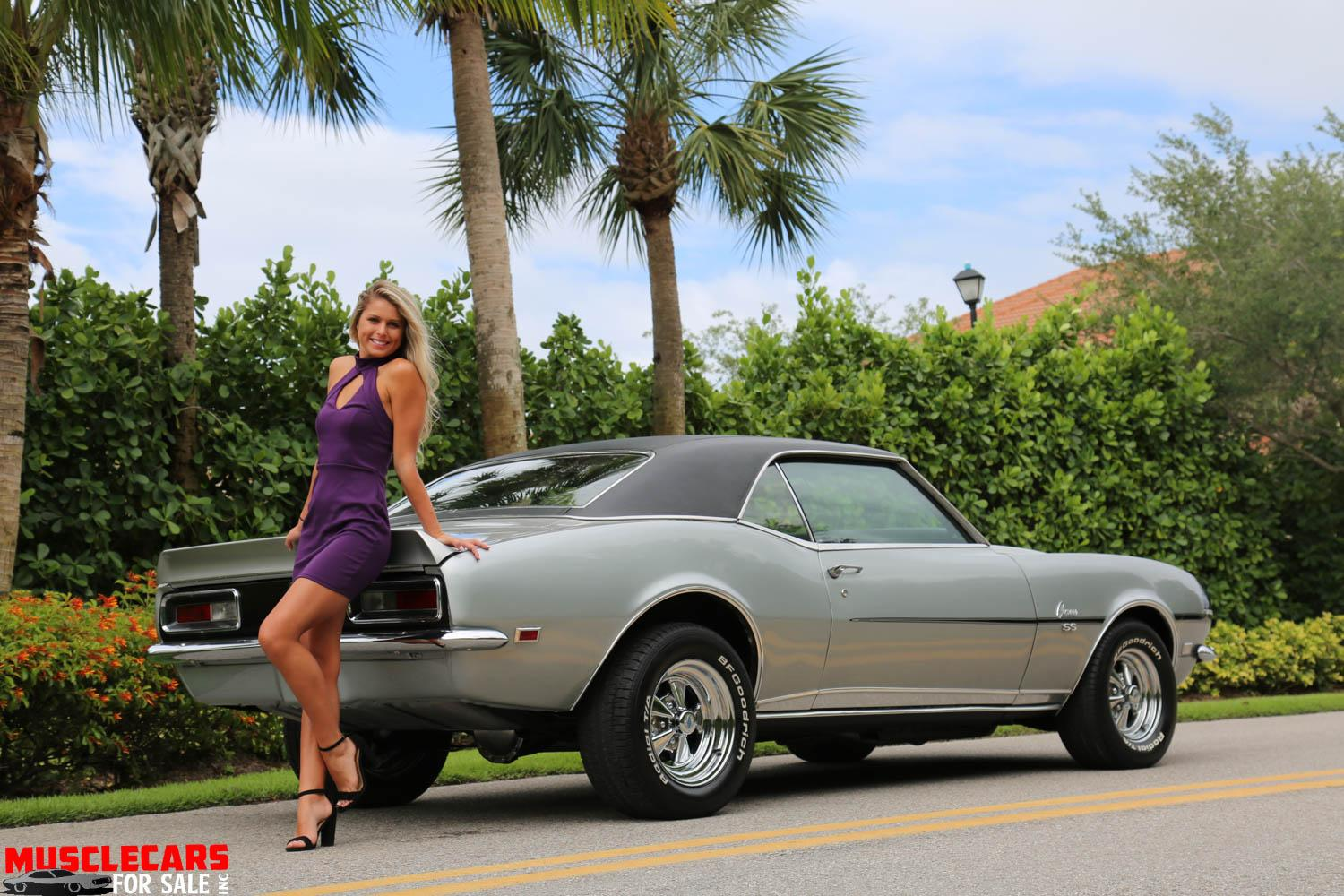 Used 1968 Chevrolet Camaro SS for sale Sold at Muscle Cars for Sale Inc. in Fort Myers FL 33912 5