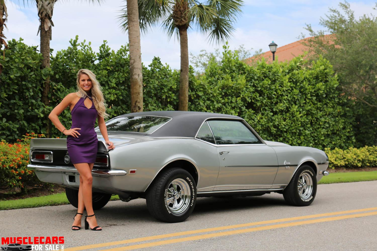 Used 1968 Chevrolet Camaro SS for sale Sold at Muscle Cars for Sale Inc. in Fort Myers FL 33912 6