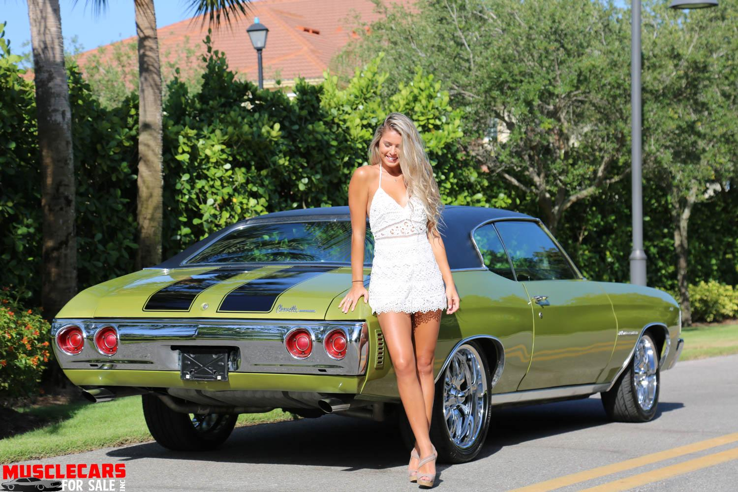 Used 1972 Chevrolet Malibu for sale Sold at Muscle Cars for Sale Inc. in Fort Myers FL 33912 2