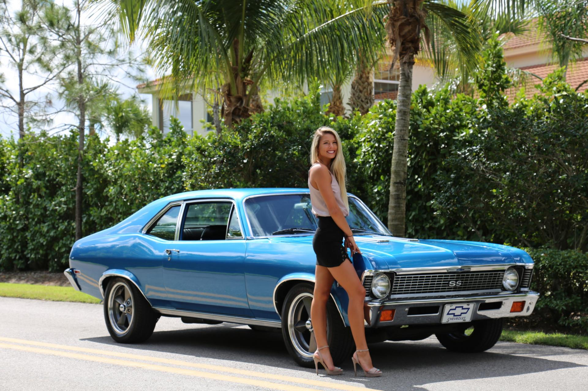 Used 1971 Chevrolet Nova SS for sale Sold at Muscle Cars for Sale Inc. in Fort Myers FL 33912 3