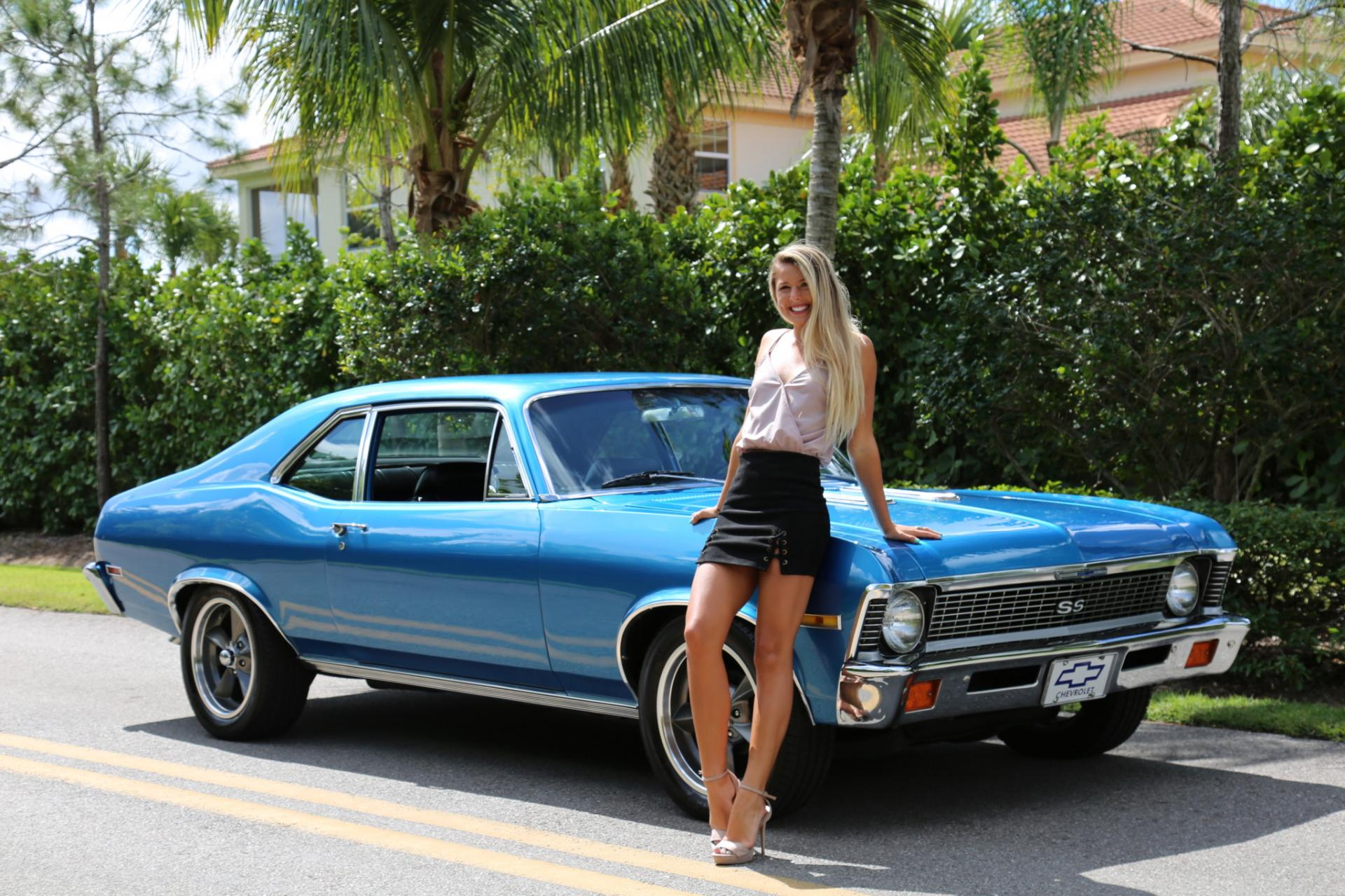 Used 1971 Chevrolet Nova SS for sale Sold at Muscle Cars for Sale Inc. in Fort Myers FL 33912 4