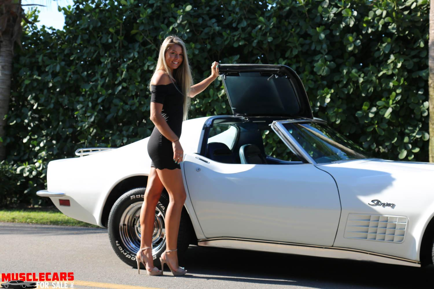 Used 1972 Chevrolet Corvette for sale Sold at Muscle Cars for Sale Inc. in Fort Myers FL 33912 5