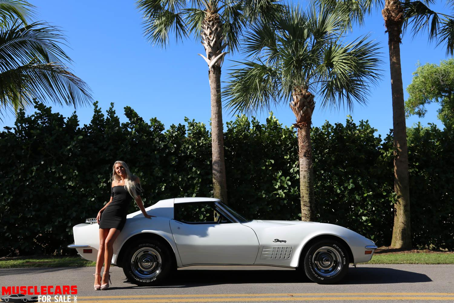 Used 1972 Chevrolet Corvette for sale Sold at Muscle Cars for Sale Inc. in Fort Myers FL 33912 6