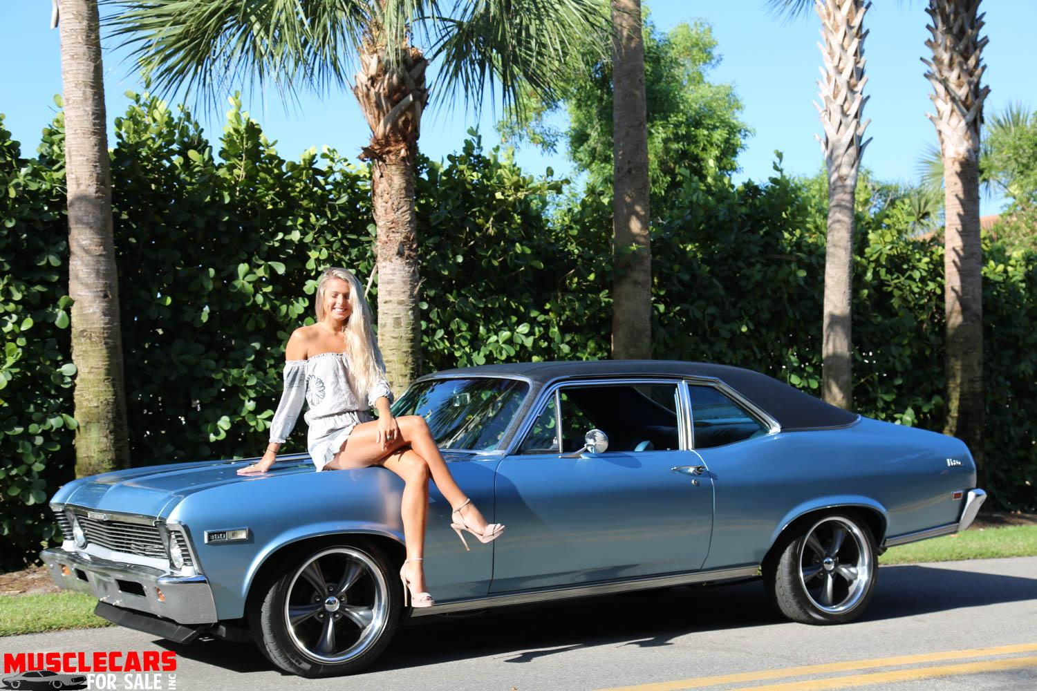 Used 1968 Chevrolet Nova for sale Sold at Muscle Cars for Sale Inc. in Fort Myers FL 33912 1