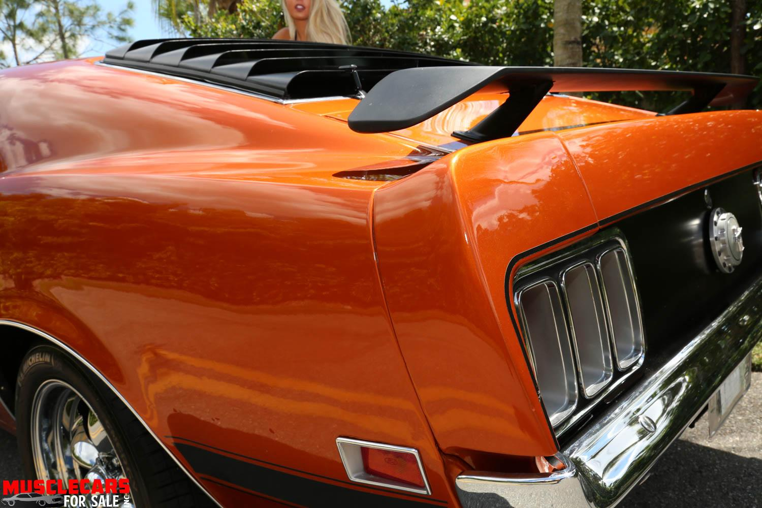 Used 1970 Ford  Mustang for sale Sold at Muscle Cars for Sale Inc. in Fort Myers FL 33912 2
