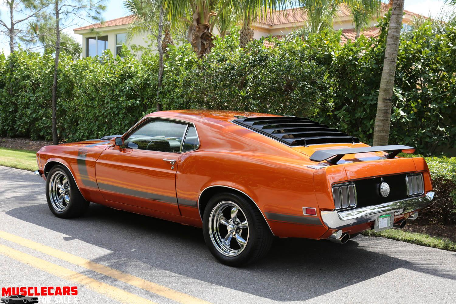 Used 1970 Ford  Mustang for sale Sold at Muscle Cars for Sale Inc. in Fort Myers FL 33912 3