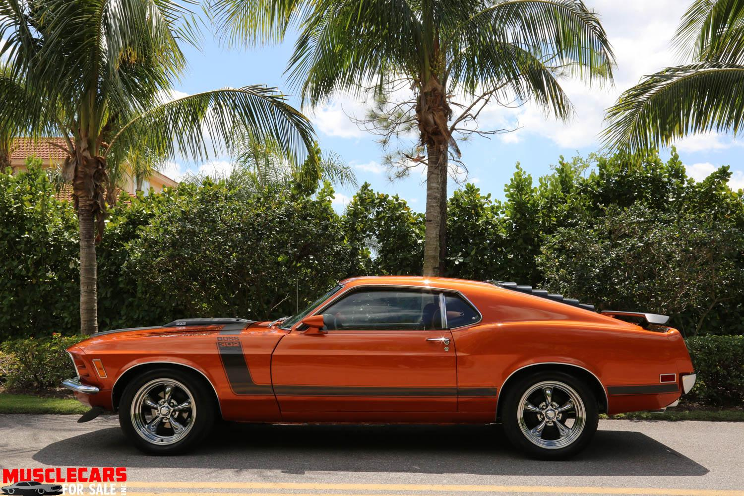 Used 1970 Ford  Mustang for sale Sold at Muscle Cars for Sale Inc. in Fort Myers FL 33912 4