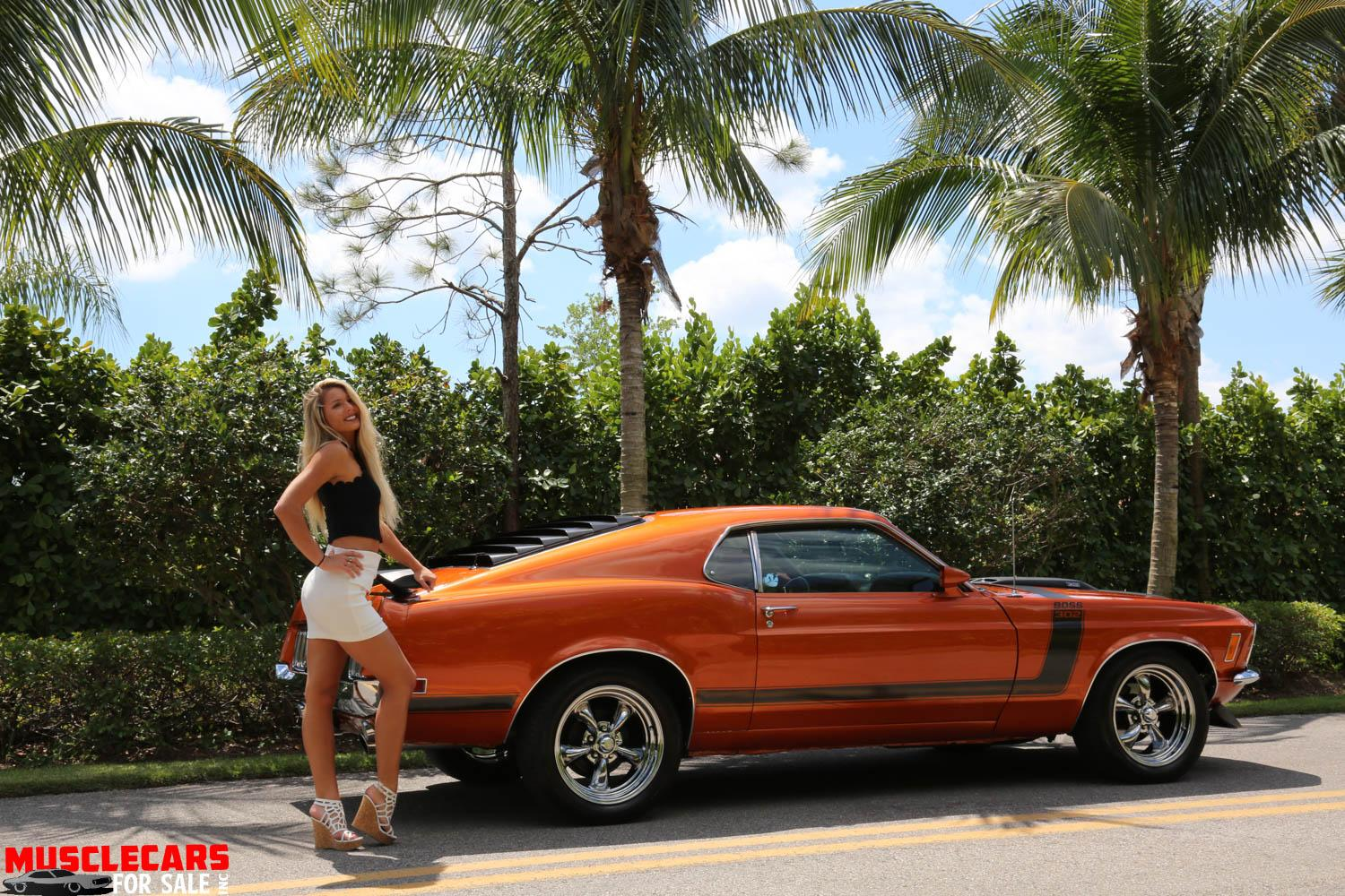 Used 1970 Ford  Mustang for sale Sold at Muscle Cars for Sale Inc. in Fort Myers FL 33912 8