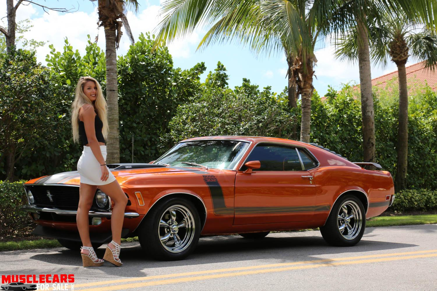 Used 1970 Ford  Mustang for sale Sold at Muscle Cars for Sale Inc. in Fort Myers FL 33912 1