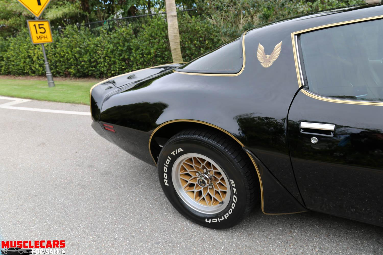 Used 1979 Pontiac  Trans Am for sale Sold at Muscle Cars for Sale Inc. in Fort Myers FL 33912 8