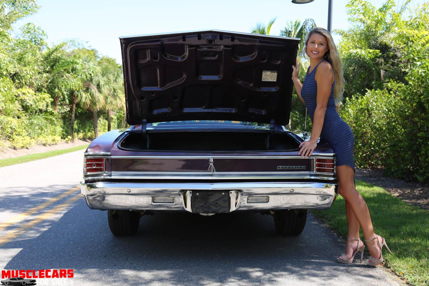 Used 1967 Chevrolet Malibu for sale Sold at Muscle Cars for Sale Inc. in Fort Myers FL 33912 3