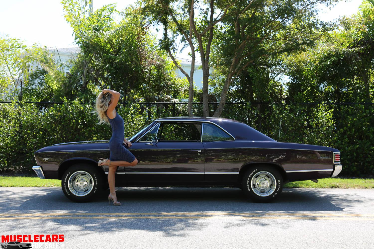 Used 1967 Chevrolet Malibu for sale Sold at Muscle Cars for Sale Inc. in Fort Myers FL 33912 7