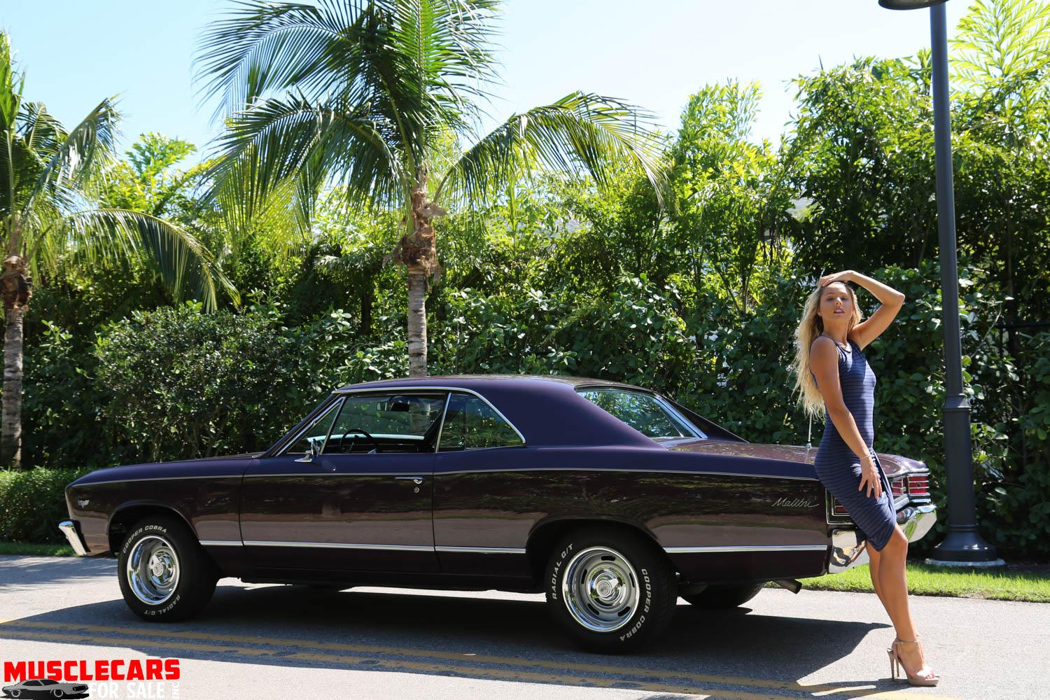 Used 1967 Chevrolet Malibu for sale Sold at Muscle Cars for Sale Inc. in Fort Myers FL 33912 1