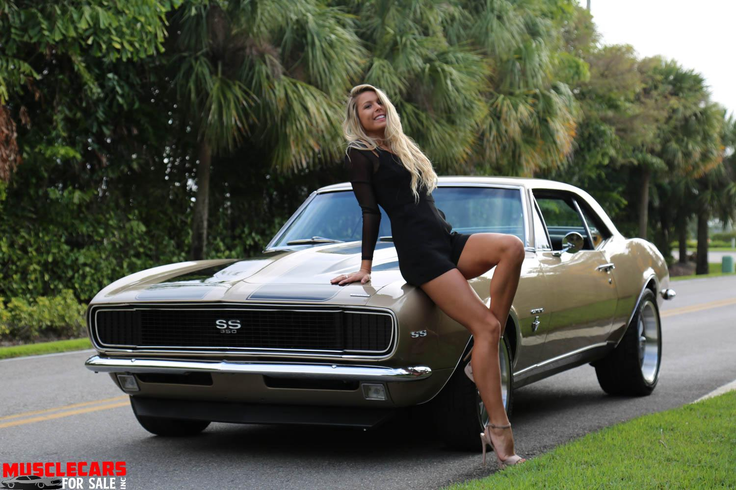 Used 1967 Chevrolet Camaro RS for sale Sold at Muscle Cars for Sale Inc. in Fort Myers FL 33912 4