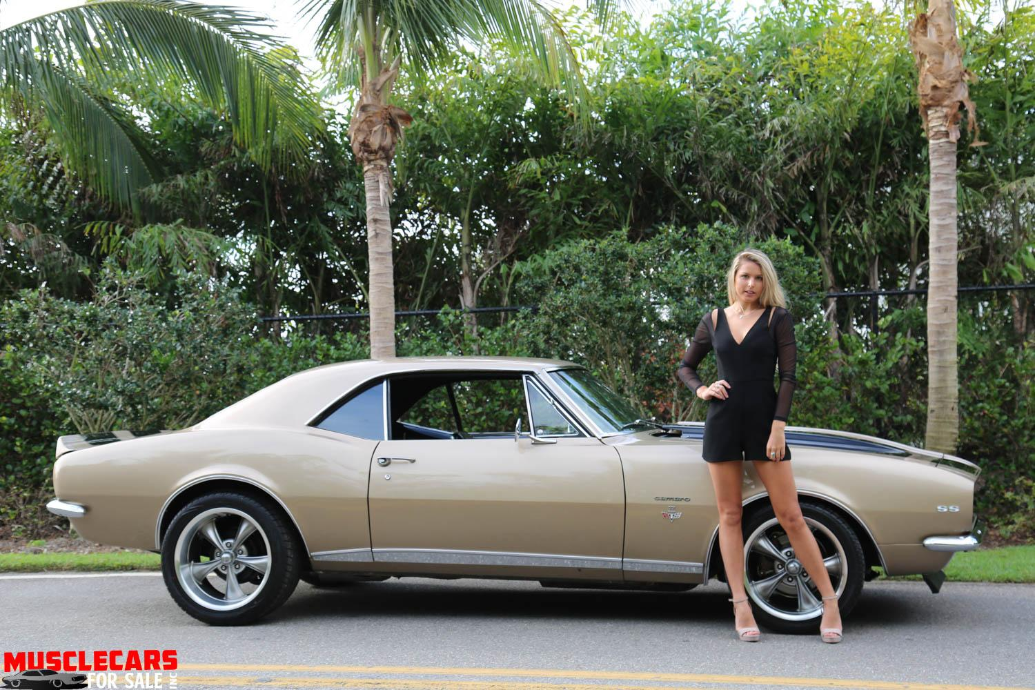 Used 1967 Chevrolet Camaro RS for sale Sold at Muscle Cars for Sale Inc. in Fort Myers FL 33912 6