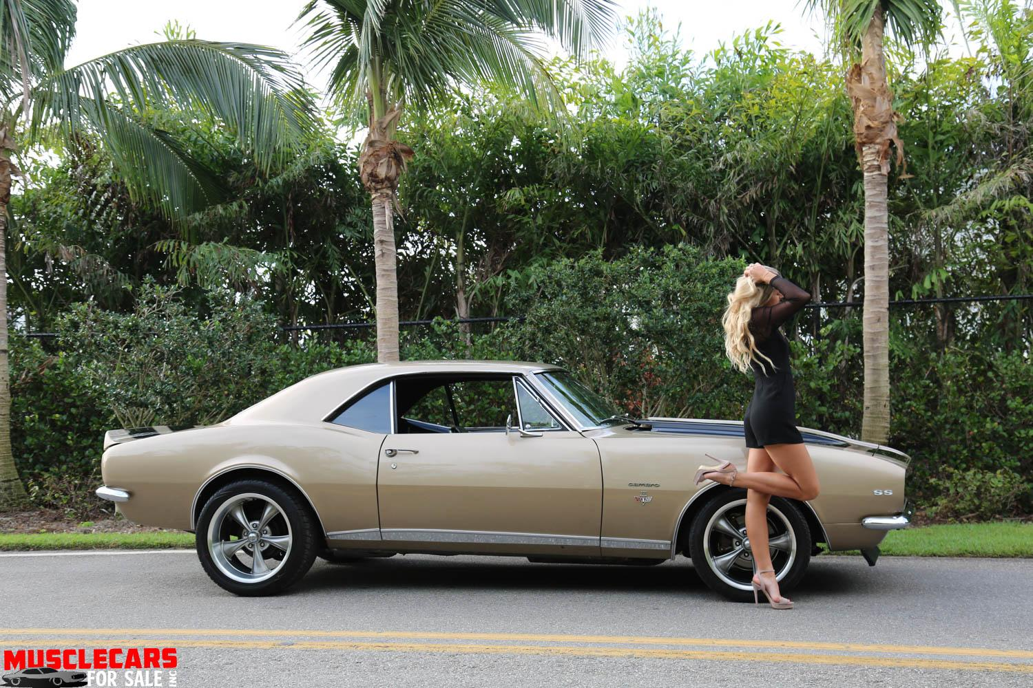 Used 1967 Chevrolet Camaro RS for sale Sold at Muscle Cars for Sale Inc. in Fort Myers FL 33912 8