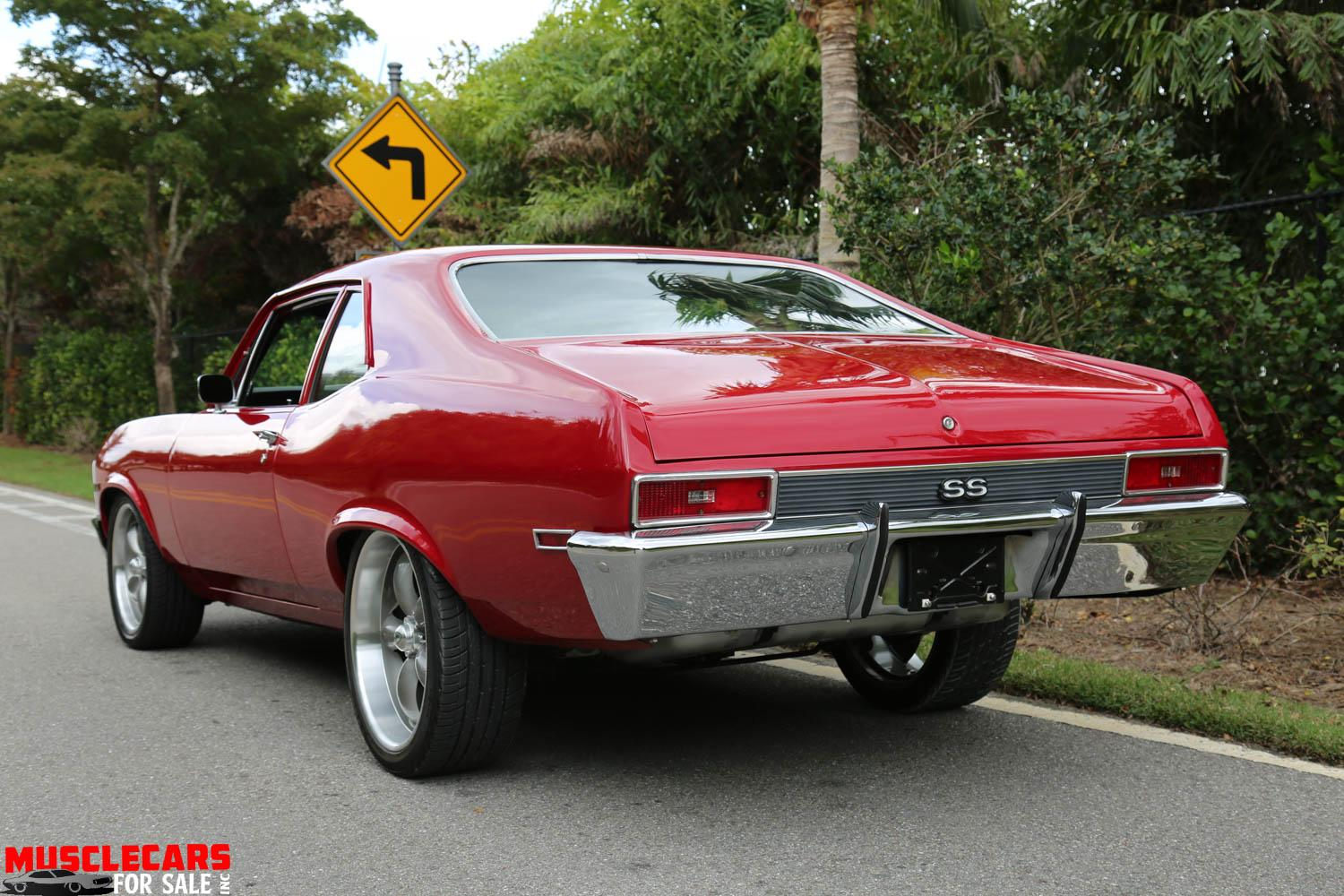 Used 1971 Chevrolet Nova for sale Sold at Muscle Cars for Sale Inc. in Fort Myers FL 33912 2