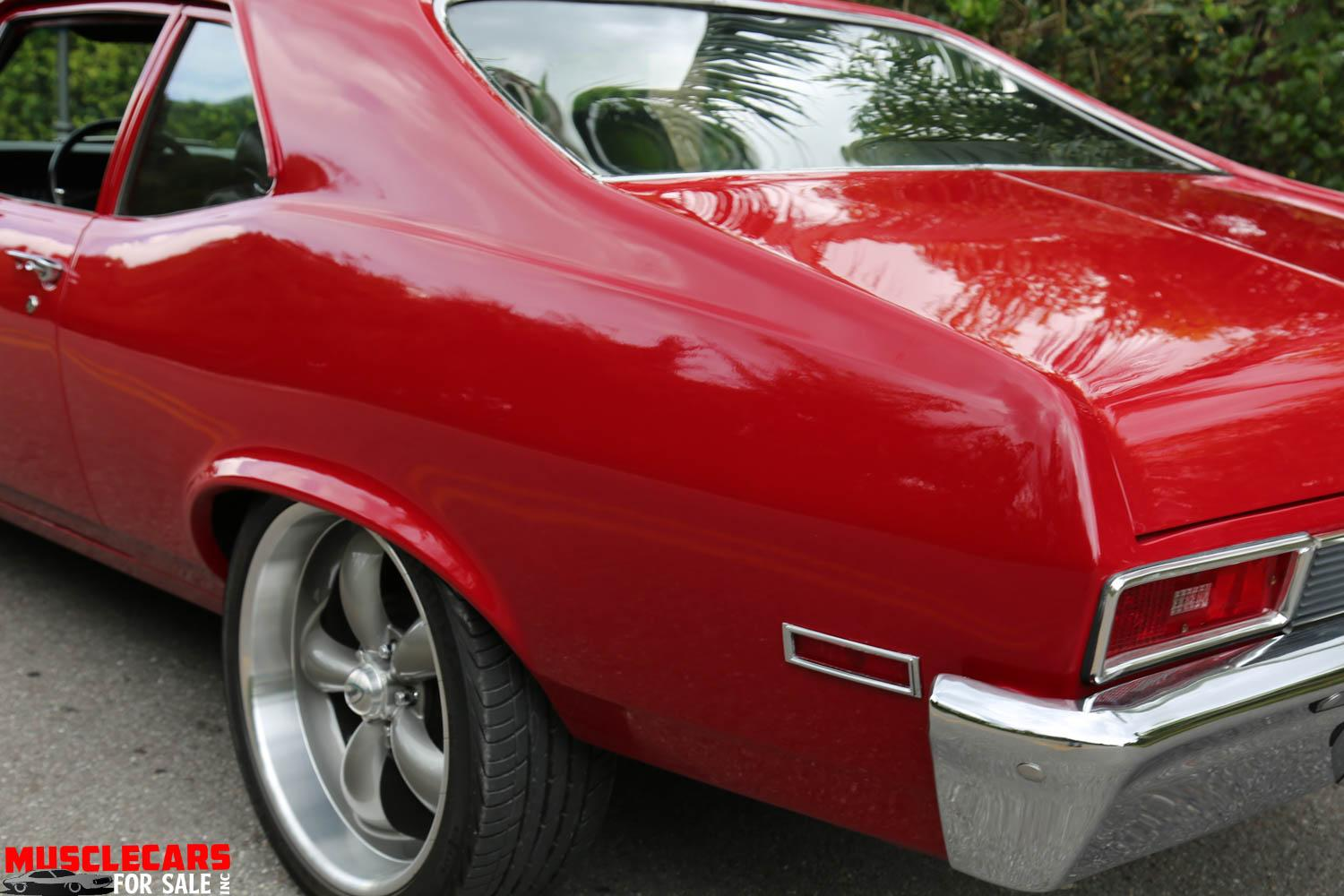 Used 1971 Chevrolet Nova for sale Sold at Muscle Cars for Sale Inc. in Fort Myers FL 33912 3