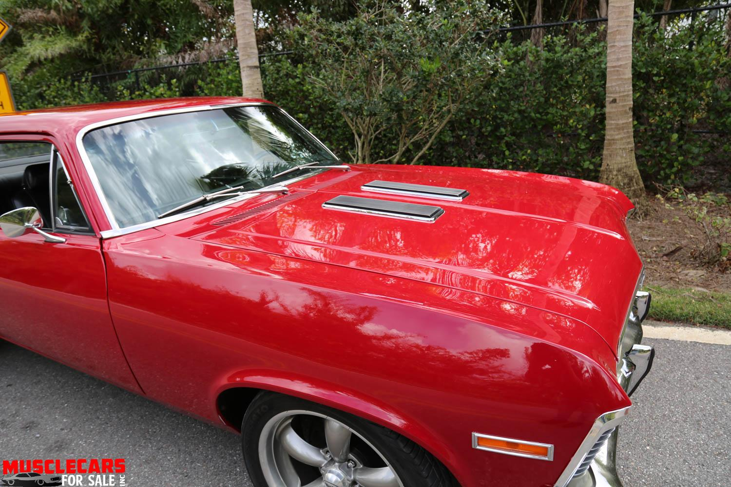 Used 1971 Chevrolet Nova for sale Sold at Muscle Cars for Sale Inc. in Fort Myers FL 33912 7
