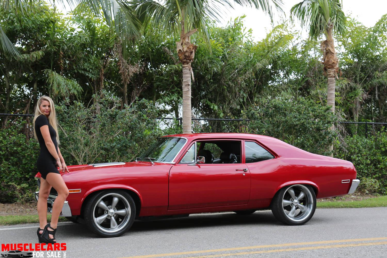 Used 1971 Chevrolet Nova for sale Sold at Muscle Cars for Sale Inc. in Fort Myers FL 33912 1