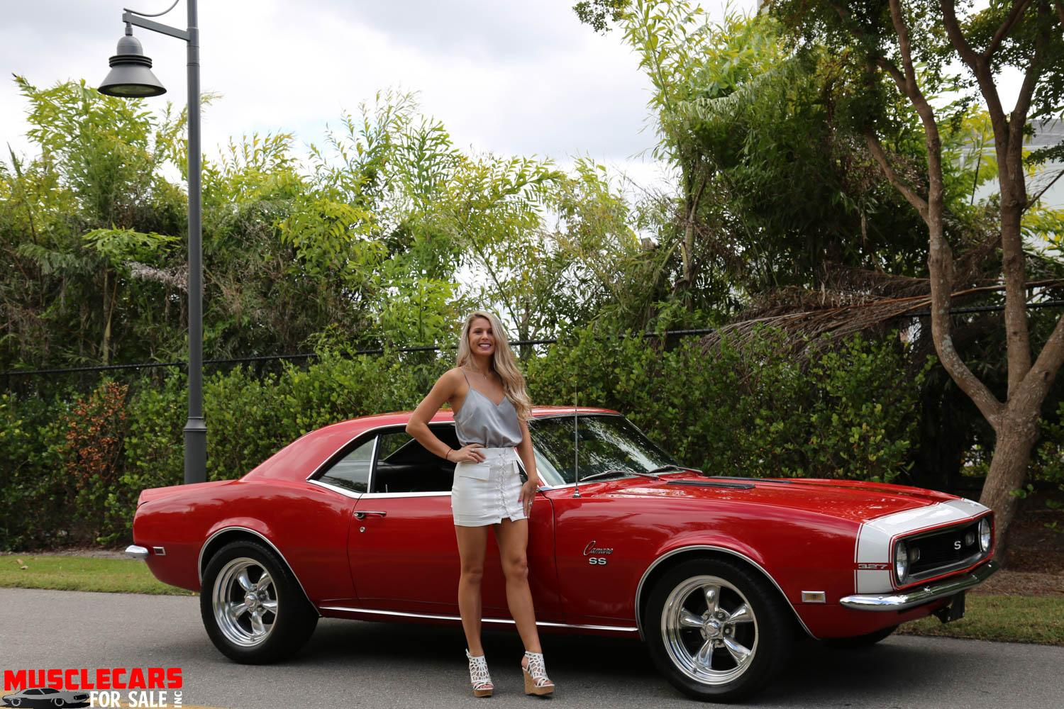 Used 1968 Chevrolet Camaro SS for sale Sold at Muscle Cars for Sale Inc. in Fort Myers FL 33912 2