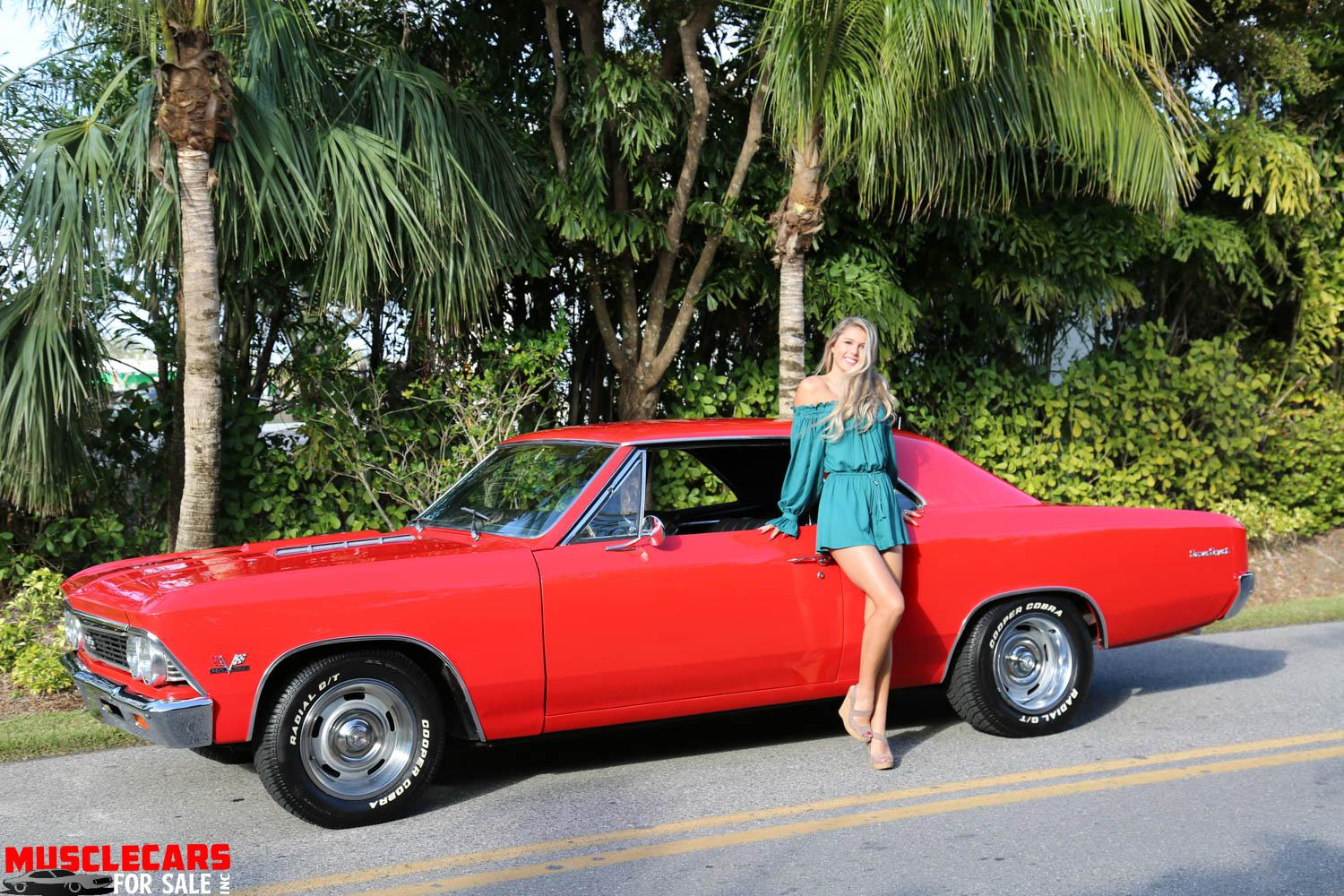 Used 1966 Chevrolet Chevelle for sale Sold at Muscle Cars for Sale Inc. in Fort Myers FL 33912 2