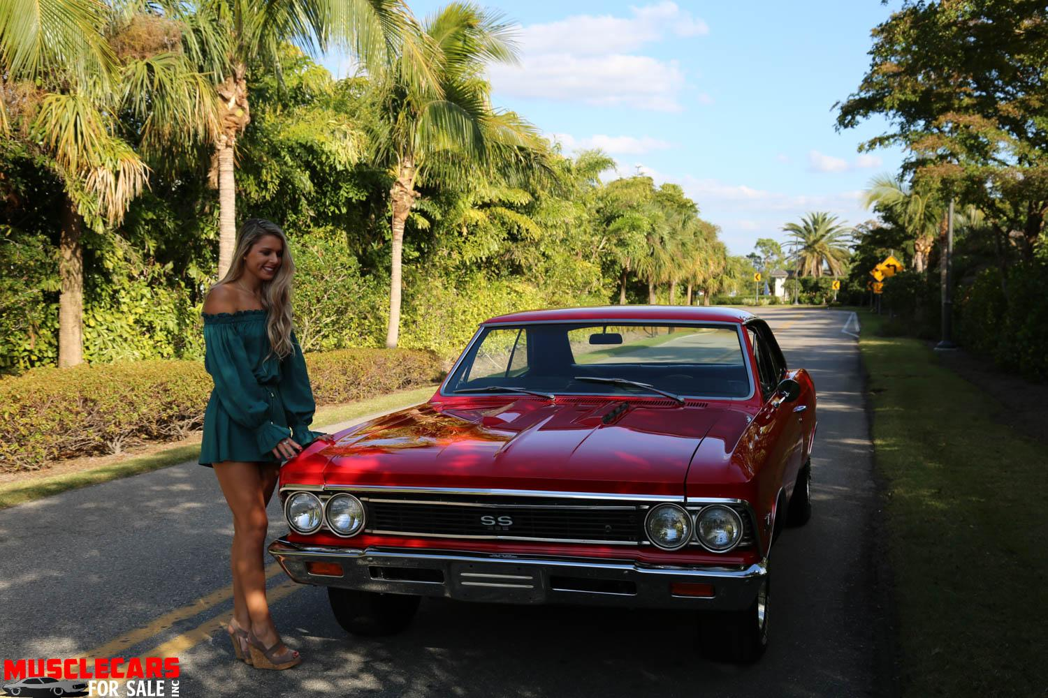 Used 1966 Chevrolet Chevelle for sale Sold at Muscle Cars for Sale Inc. in Fort Myers FL 33912 3