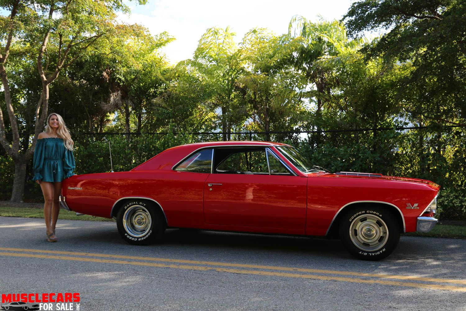 Used 1966 Chevrolet Chevelle for sale Sold at Muscle Cars for Sale Inc. in Fort Myers FL 33912 5