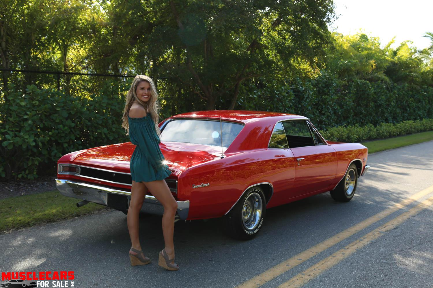 Used 1966 Chevrolet Chevelle for sale Sold at Muscle Cars for Sale Inc. in Fort Myers FL 33912 6