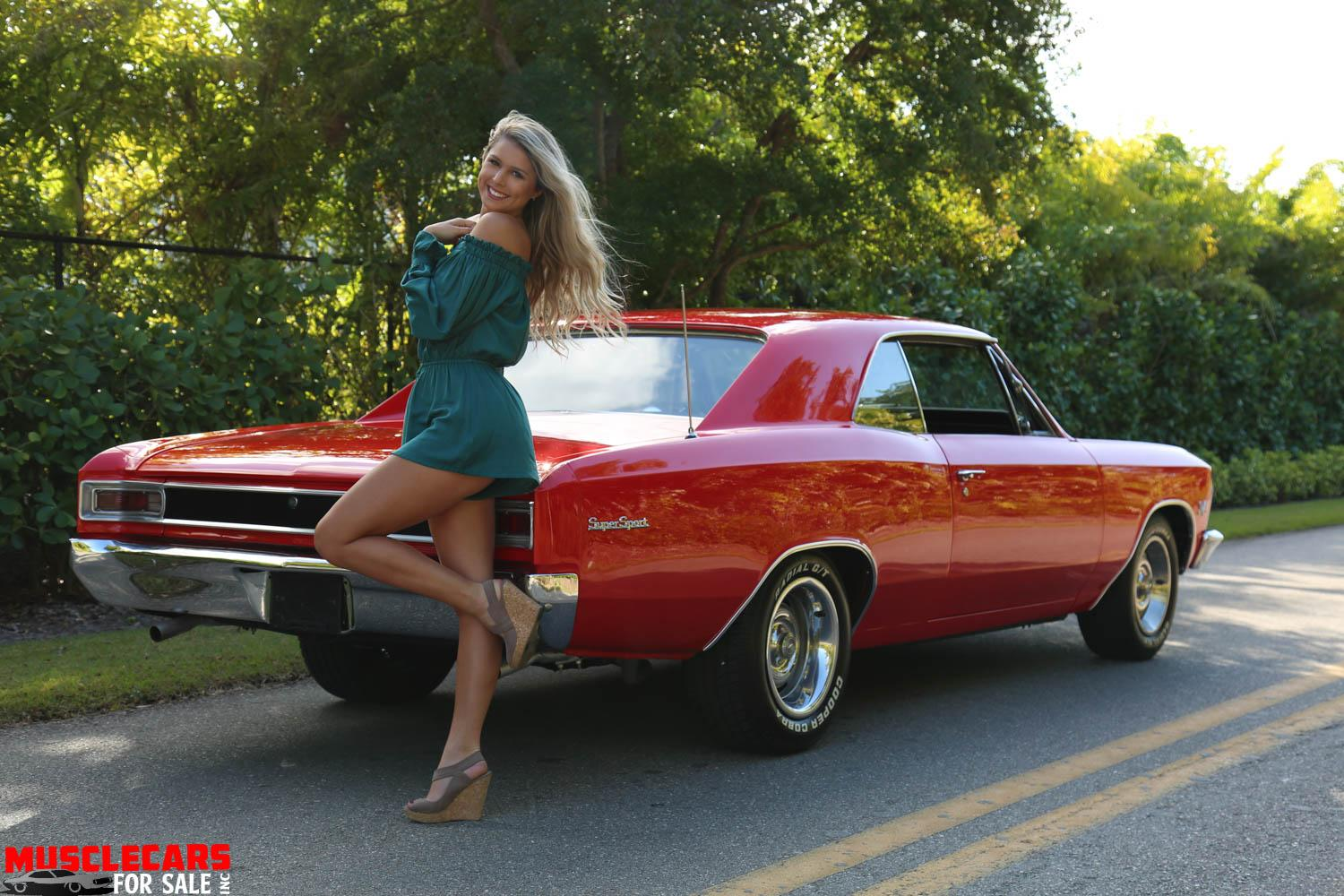 Used 1966 Chevrolet Chevelle for sale Sold at Muscle Cars for Sale Inc. in Fort Myers FL 33912 7