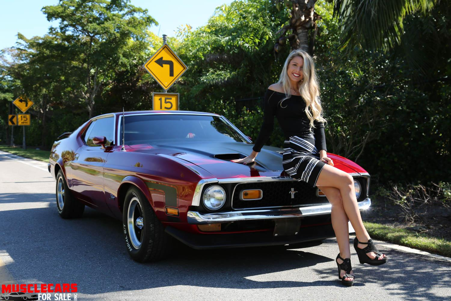 Used 1971 FASTBACK Mustang Mustang for sale Sold at Muscle Cars for Sale Inc. in Fort Myers FL 33912 5