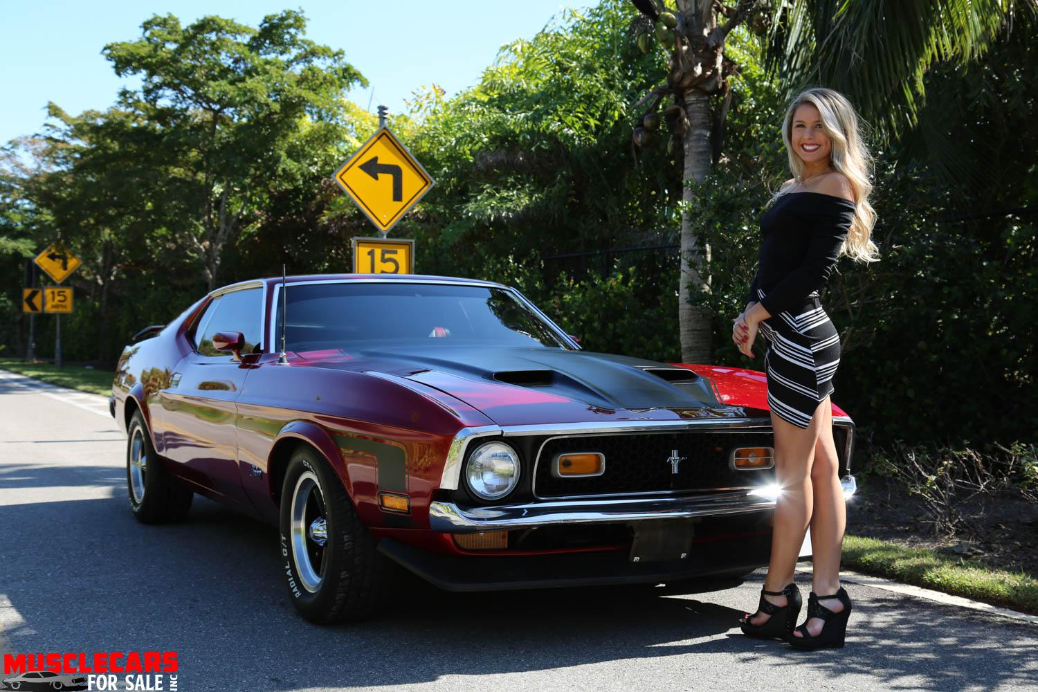 Used 1971 FASTBACK Mustang Mustang for sale Sold at Muscle Cars for Sale Inc. in Fort Myers FL 33912 6