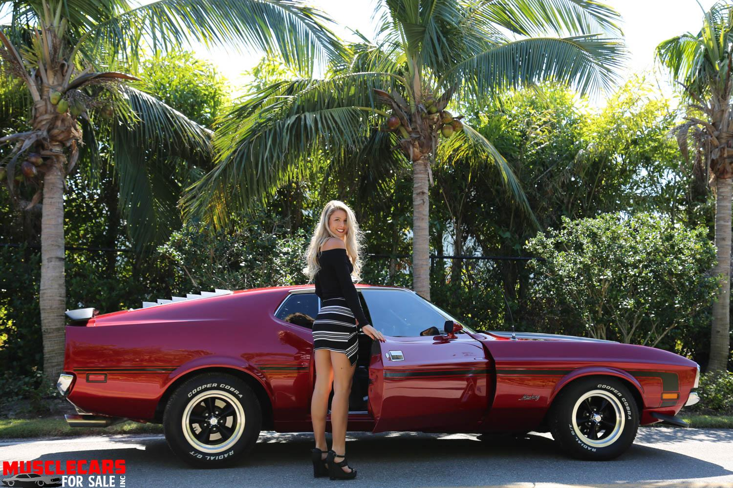 Used 1971 FASTBACK Mustang Mustang for sale Sold at Muscle Cars for Sale Inc. in Fort Myers FL 33912 7