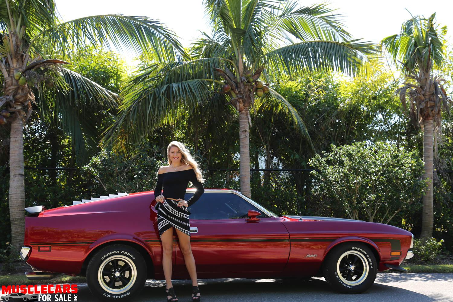 Used 1971 FASTBACK Mustang Mustang for sale Sold at Muscle Cars for Sale Inc. in Fort Myers FL 33912 1