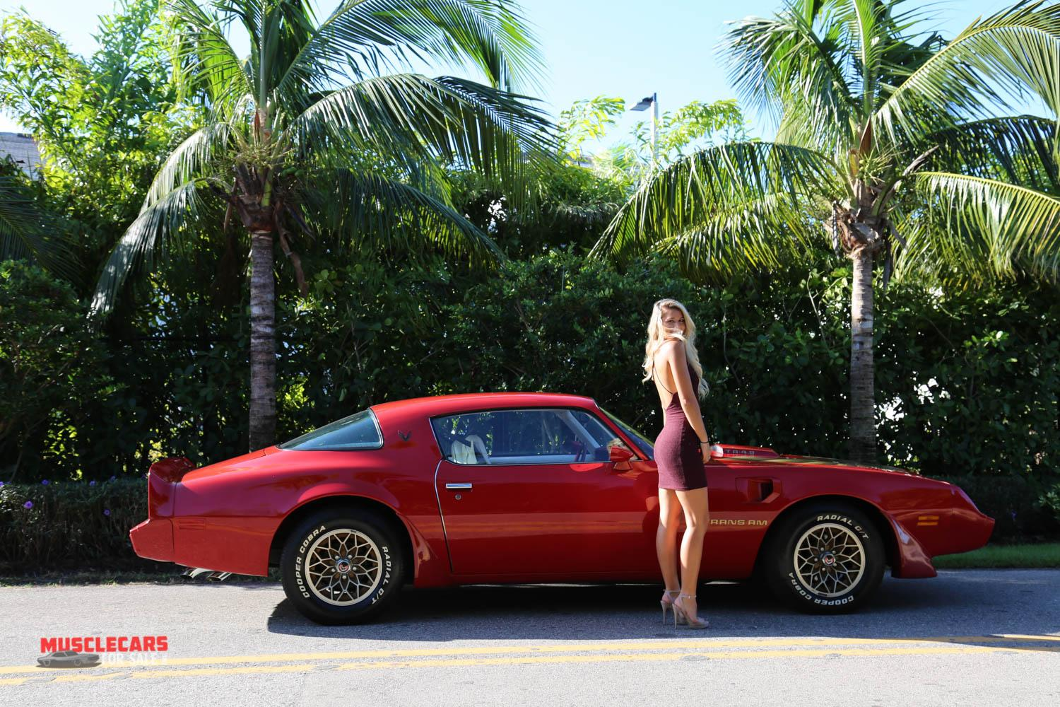 Used 1980 Pontiac Trans Am for sale $19,200 at Muscle Cars for Sale Inc. in Fort Myers FL 33912 2