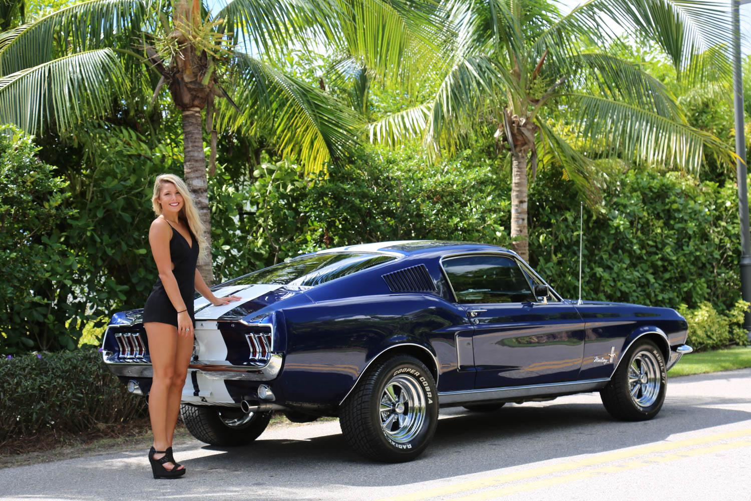 Used 1968 FASTBACK Mustang Mustang for sale Sold at Muscle Cars for Sale Inc. in Fort Myers FL 33912 8
