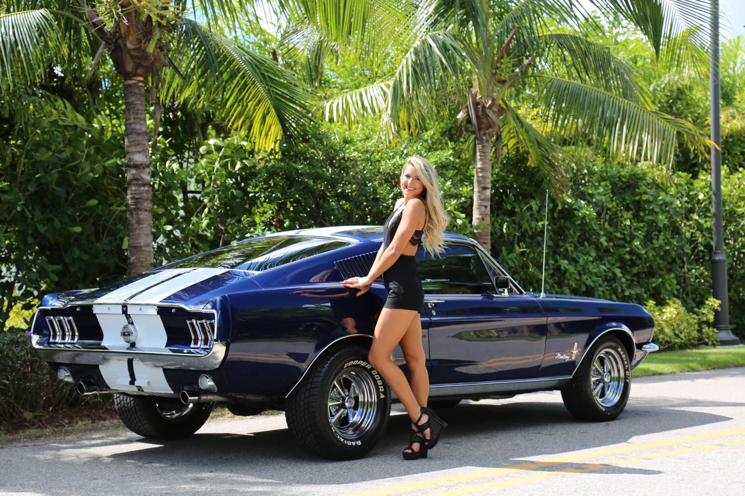 Used 1968 FASTBACK Mustang Mustang for sale Sold at Muscle Cars for Sale Inc. in Fort Myers FL 33912 1