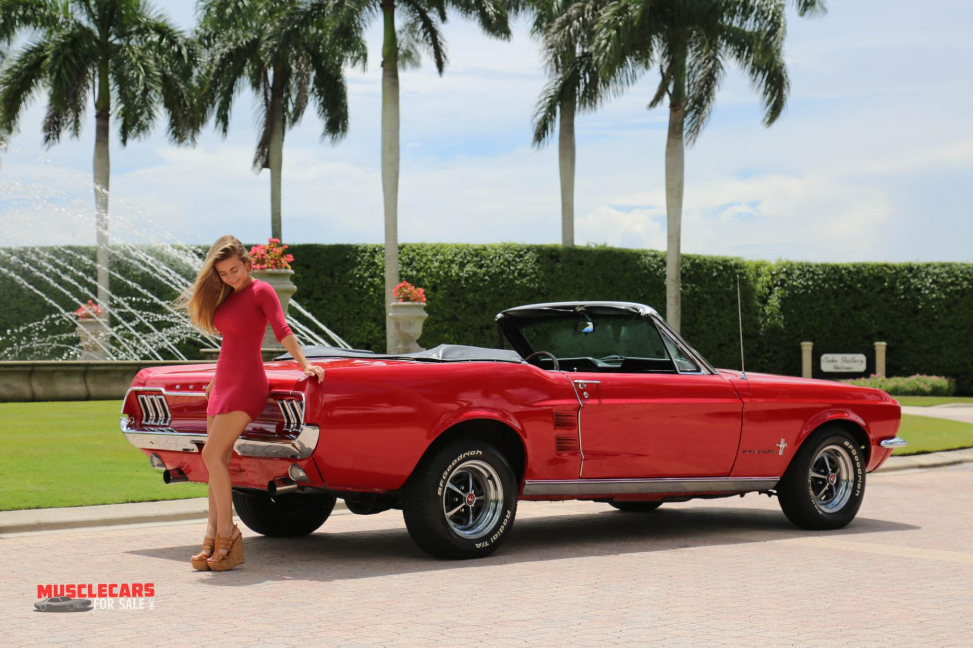 Used 1967 Ford  Mustang for sale Sold at Muscle Cars for Sale Inc. in Fort Myers FL 33912 3
