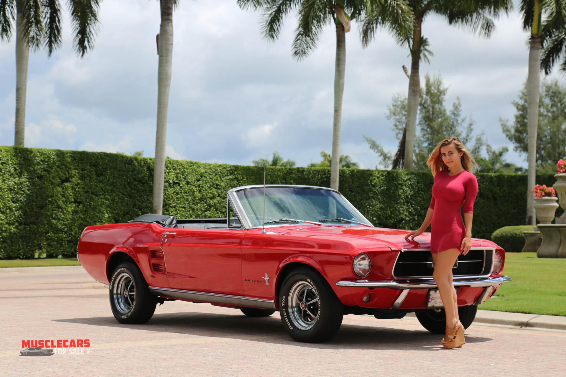 Used 1967 Ford  Mustang for sale Sold at Muscle Cars for Sale Inc. in Fort Myers FL 33912 6