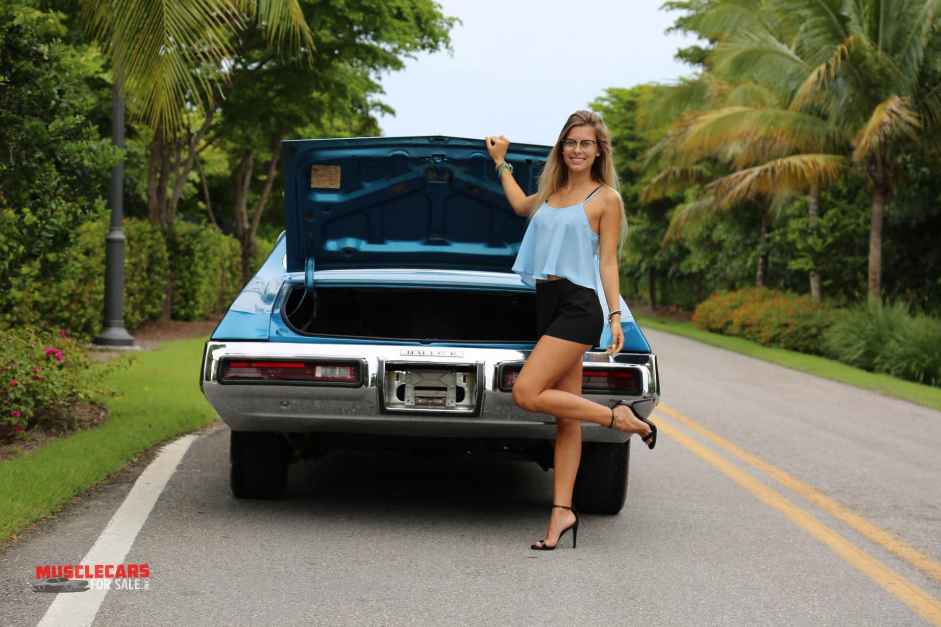 Used 1972 Buick  Gran Sport for sale Sold at Muscle Cars for Sale Inc. in Fort Myers FL 33912 3