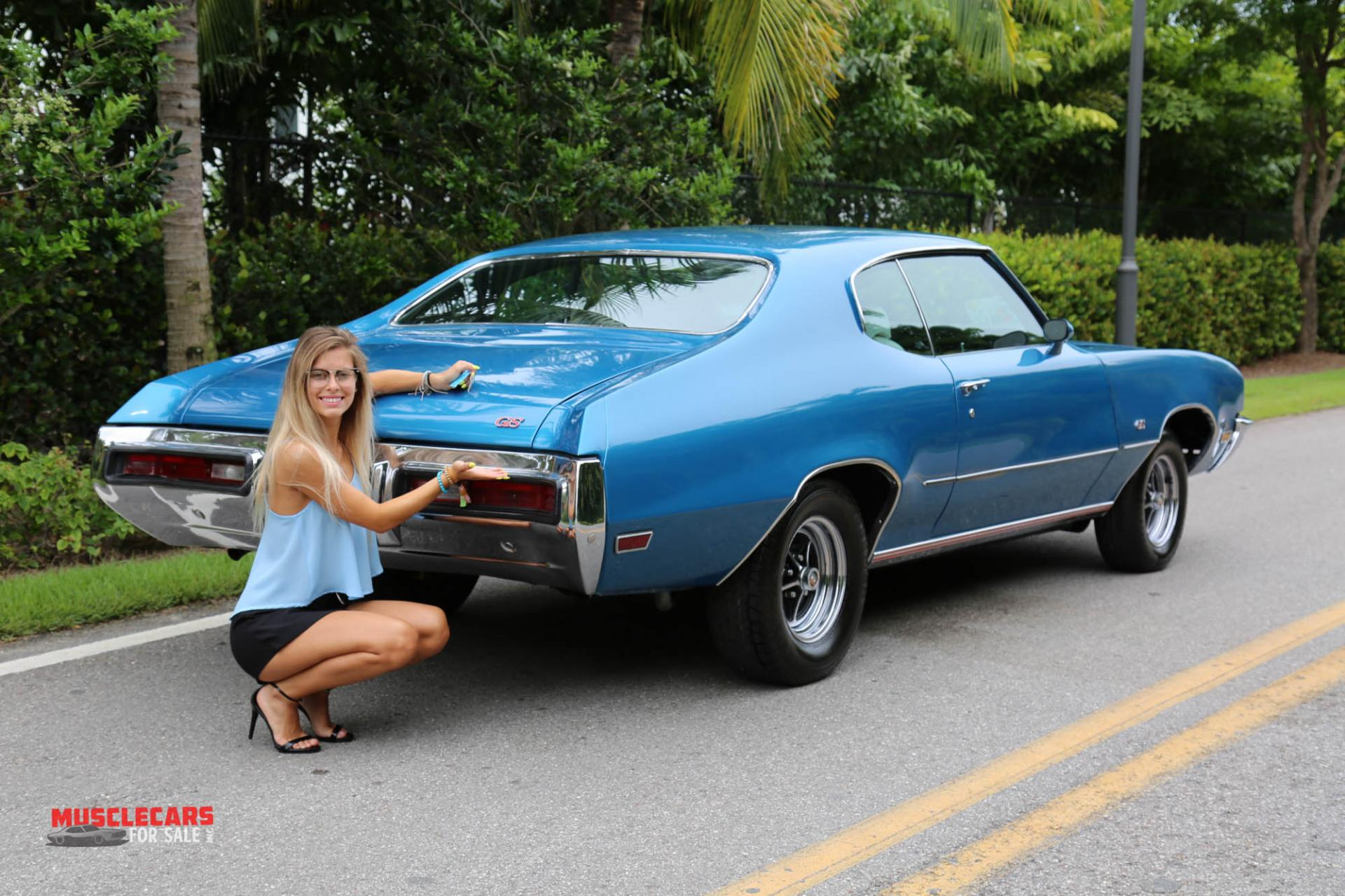 Used 1972 Buick  Gran Sport for sale Sold at Muscle Cars for Sale Inc. in Fort Myers FL 33912 5