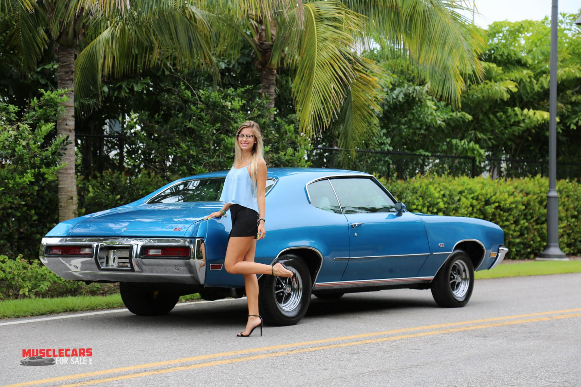 Used 1972 Buick  Gran Sport for sale Sold at Muscle Cars for Sale Inc. in Fort Myers FL 33912 6