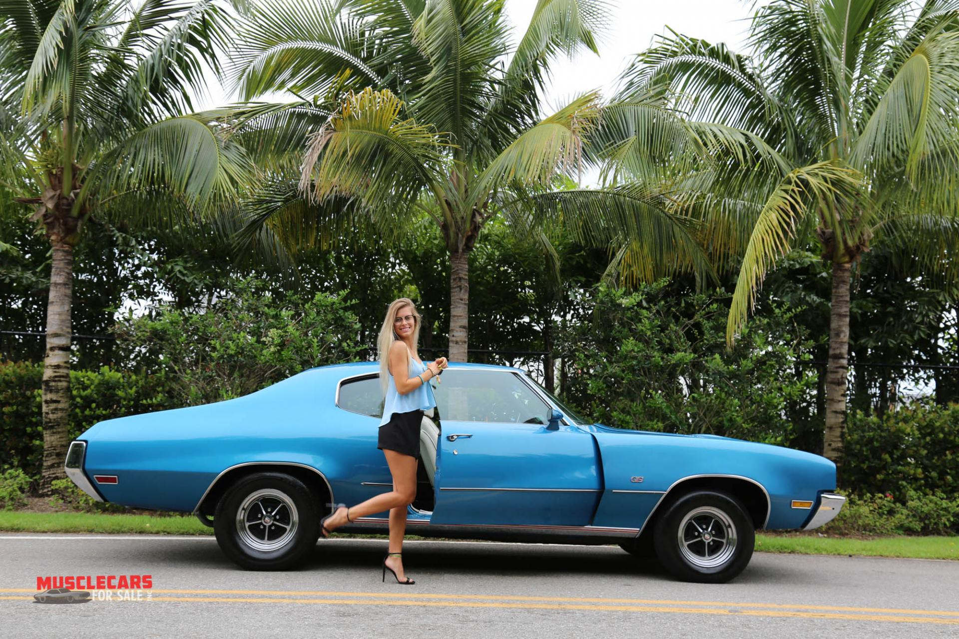 Used 1972 Buick  Gran Sport for sale Sold at Muscle Cars for Sale Inc. in Fort Myers FL 33912 8