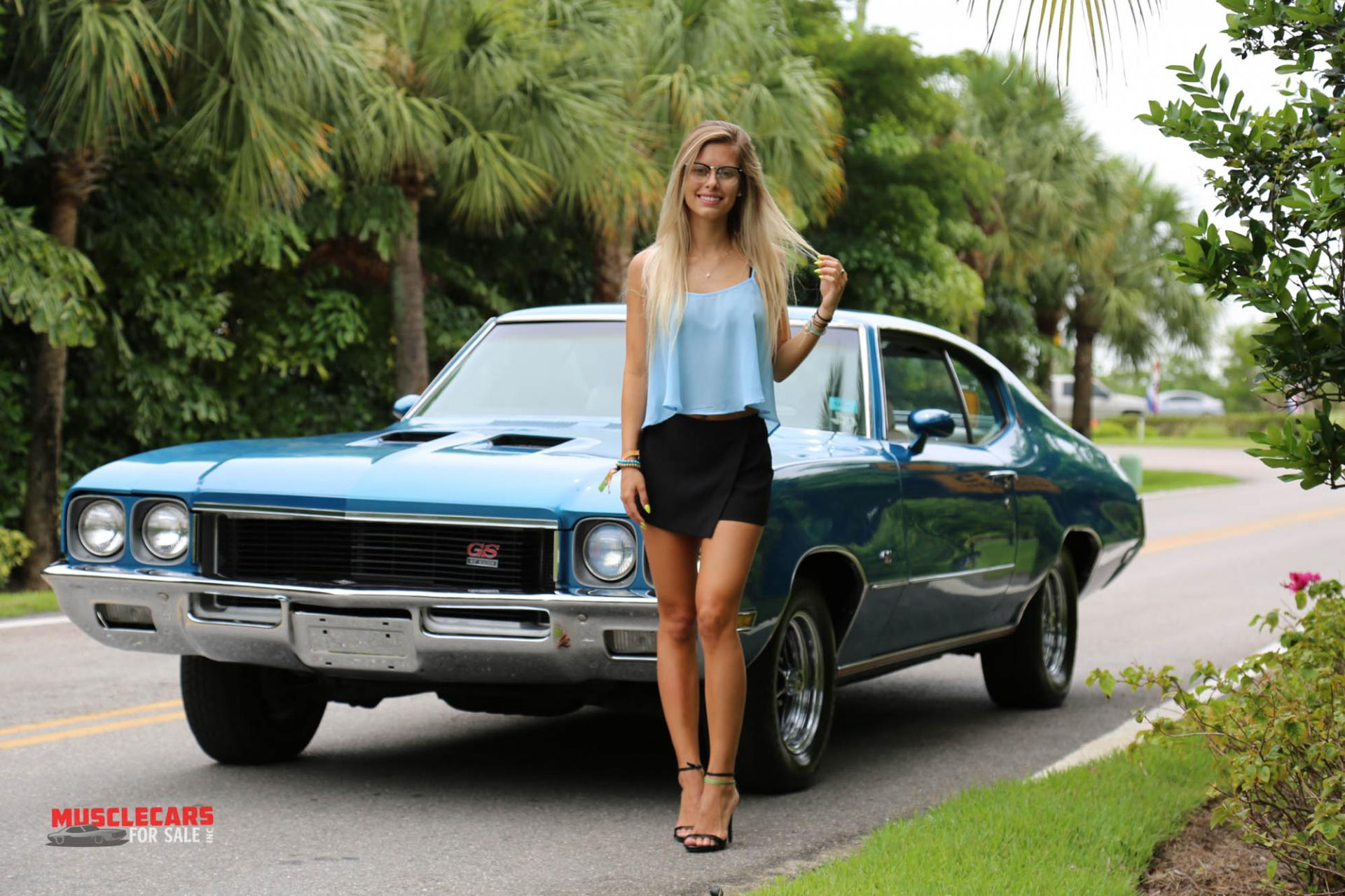Used 1972 Buick  Gran Sport for sale Sold at Muscle Cars for Sale Inc. in Fort Myers FL 33912 1