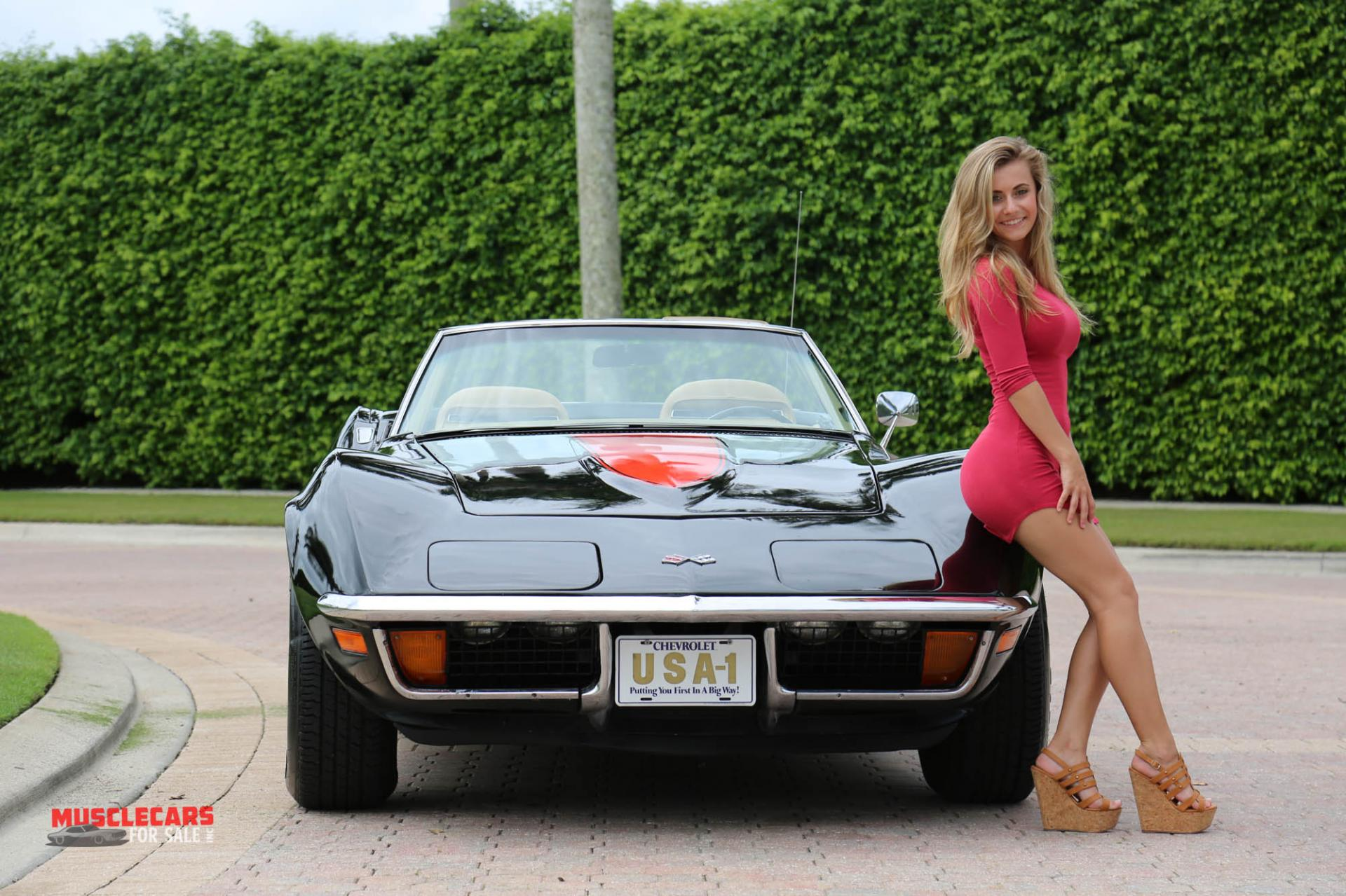 Used 1972 Chevrolet Corvette for sale Sold at Muscle Cars for Sale Inc. in Fort Myers FL 33912 2