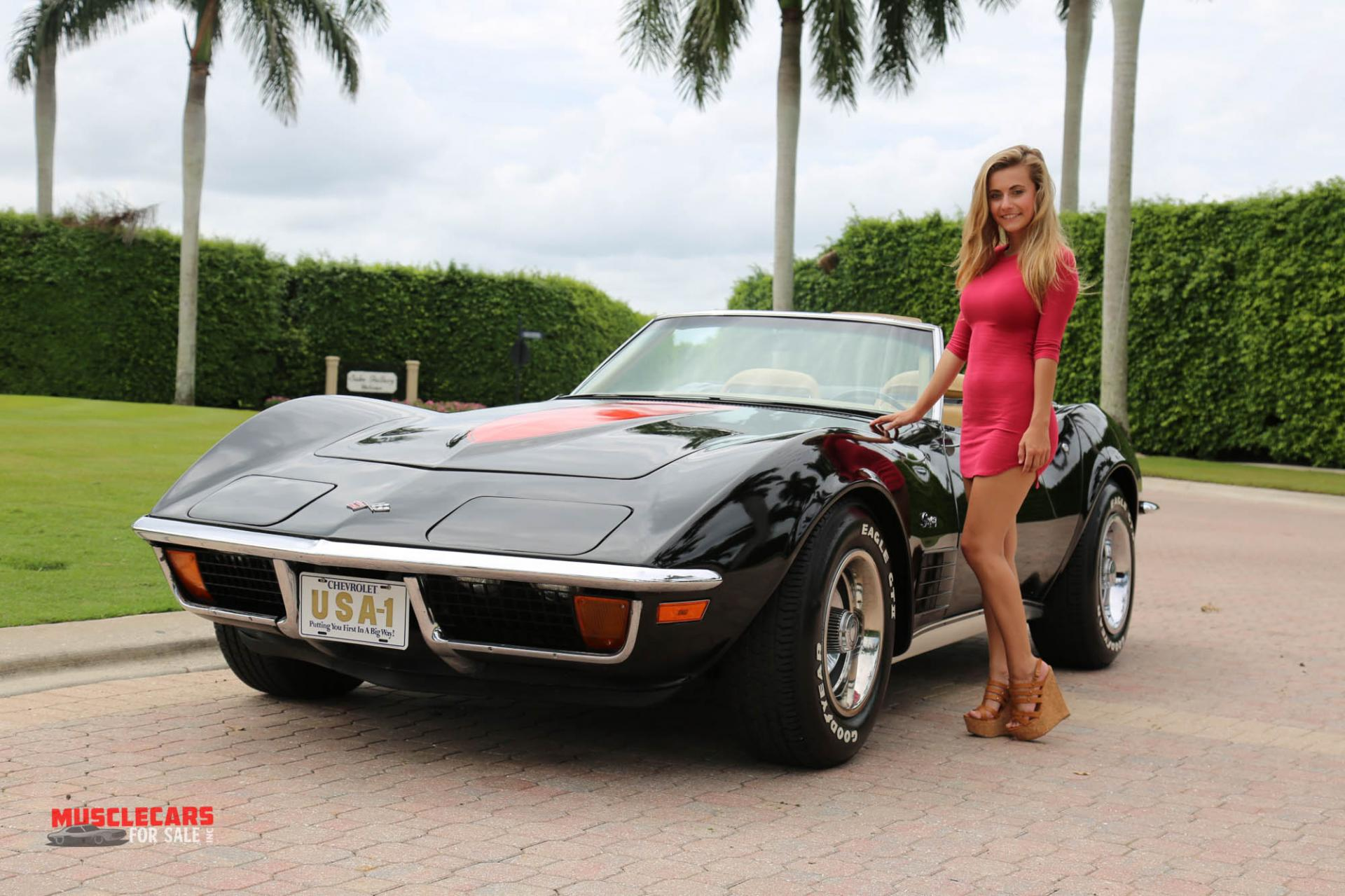 Used 1972 Chevrolet Corvette for sale Sold at Muscle Cars for Sale Inc. in Fort Myers FL 33912 3