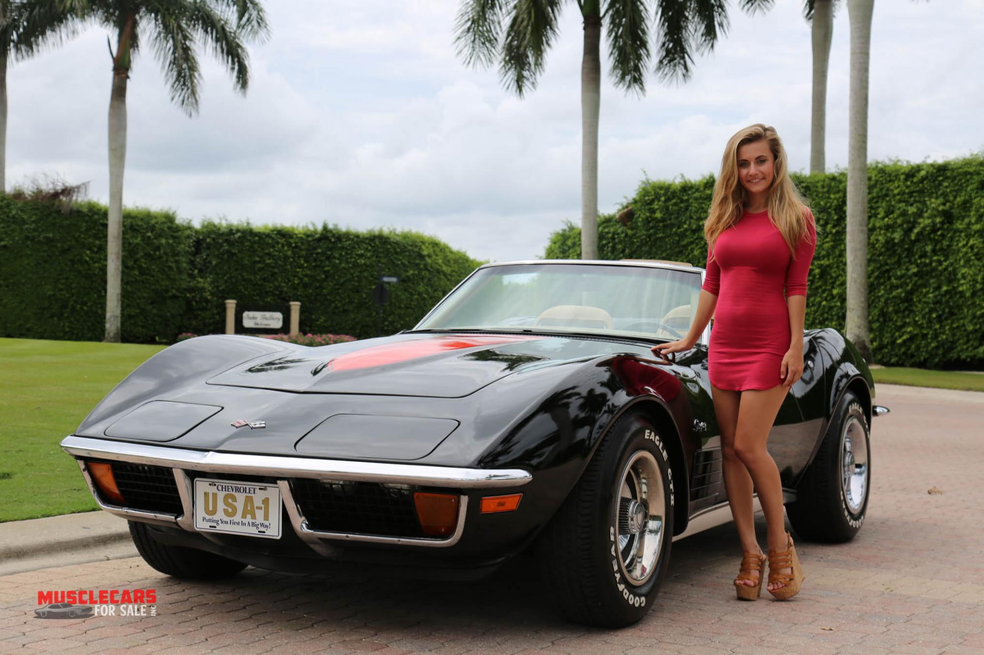 Used 1972 Chevrolet Corvette for sale Sold at Muscle Cars for Sale Inc. in Fort Myers FL 33912 4