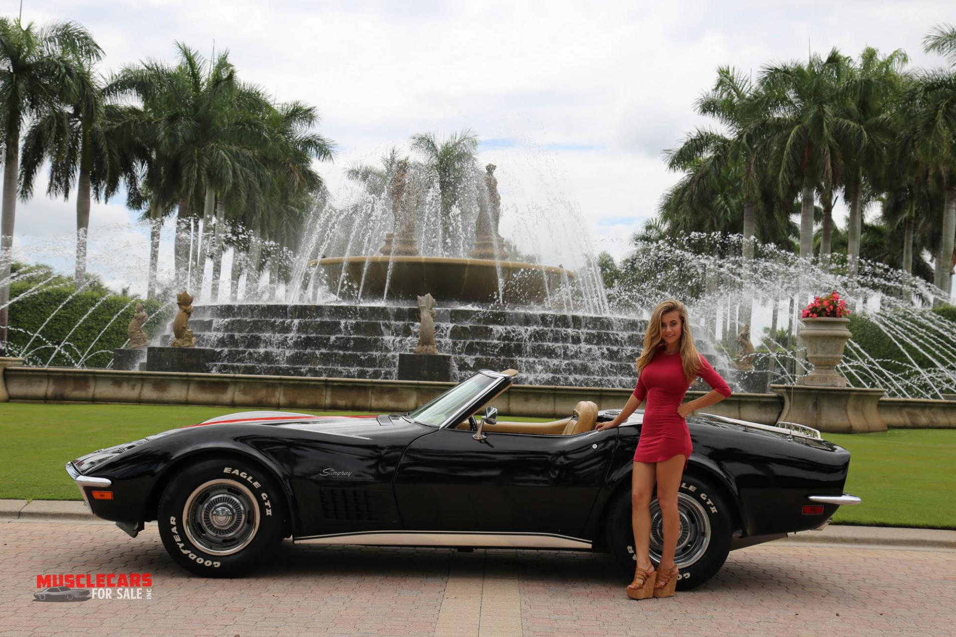 Used 1972 Chevrolet Corvette for sale Sold at Muscle Cars for Sale Inc. in Fort Myers FL 33912 1