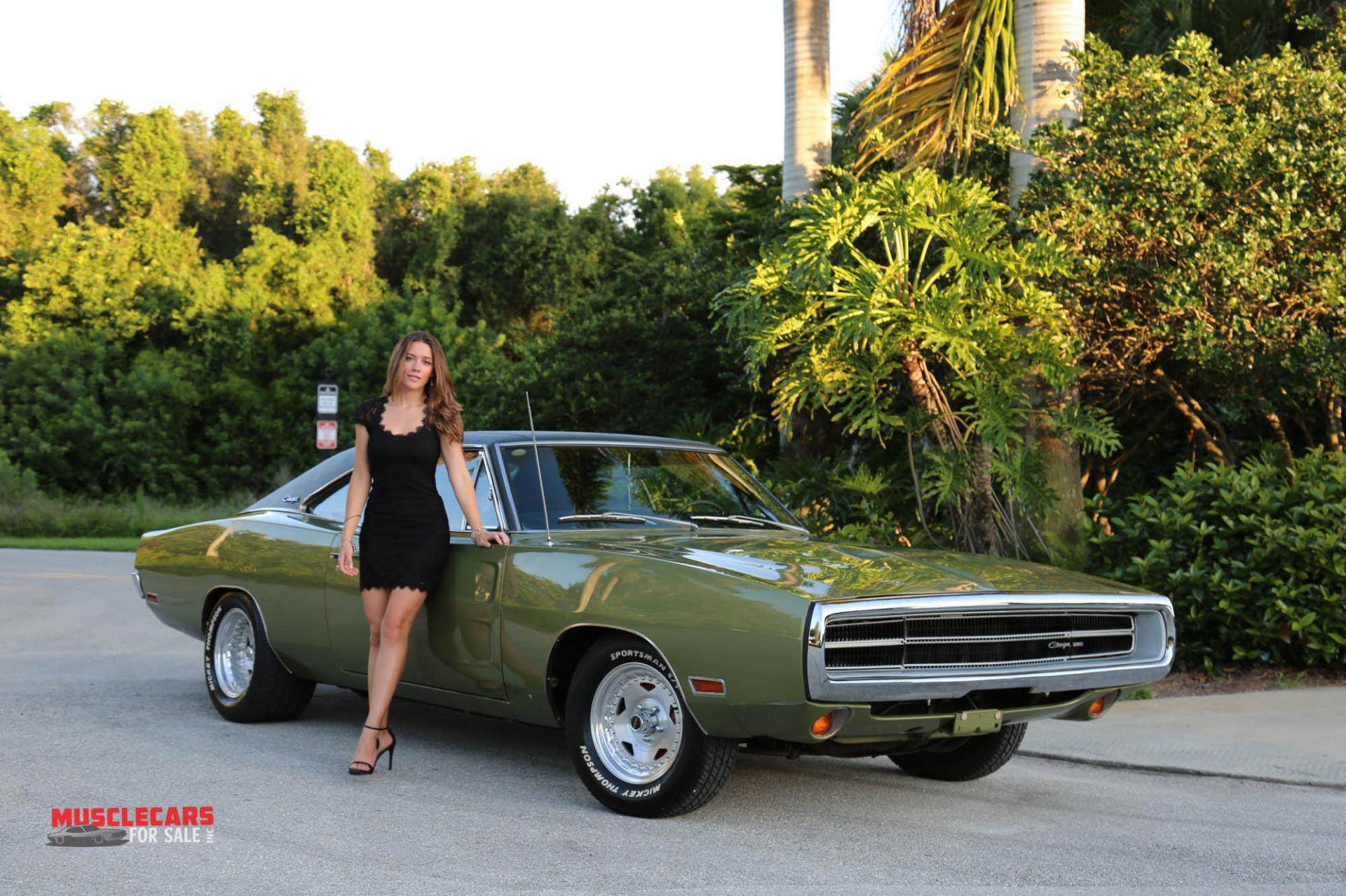 Used 1970 Dodge  Charger for sale Sold at Muscle Cars for Sale Inc. in Fort Myers FL 33912 2