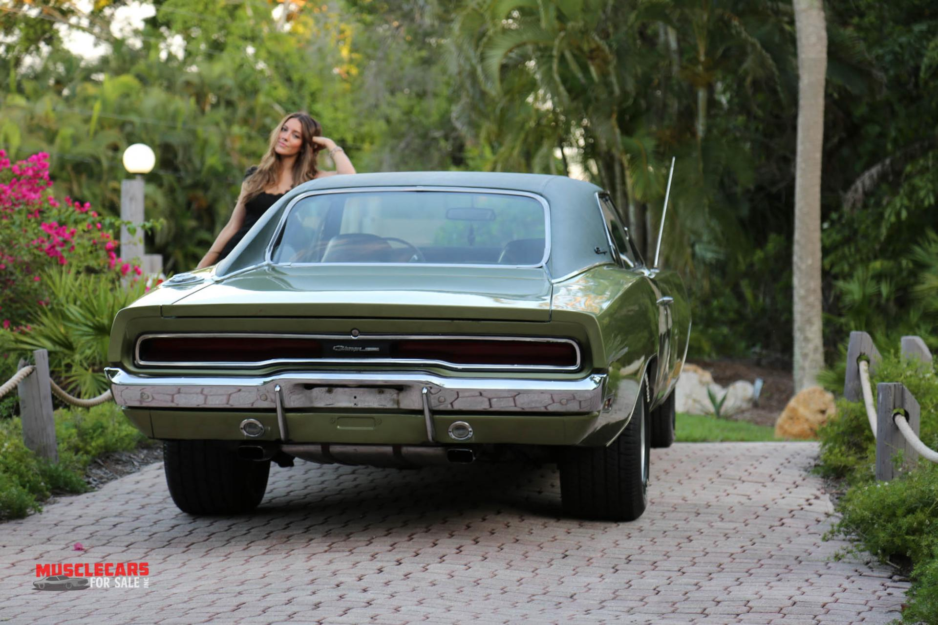 Used 1970 Dodge  Charger for sale Sold at Muscle Cars for Sale Inc. in Fort Myers FL 33912 4